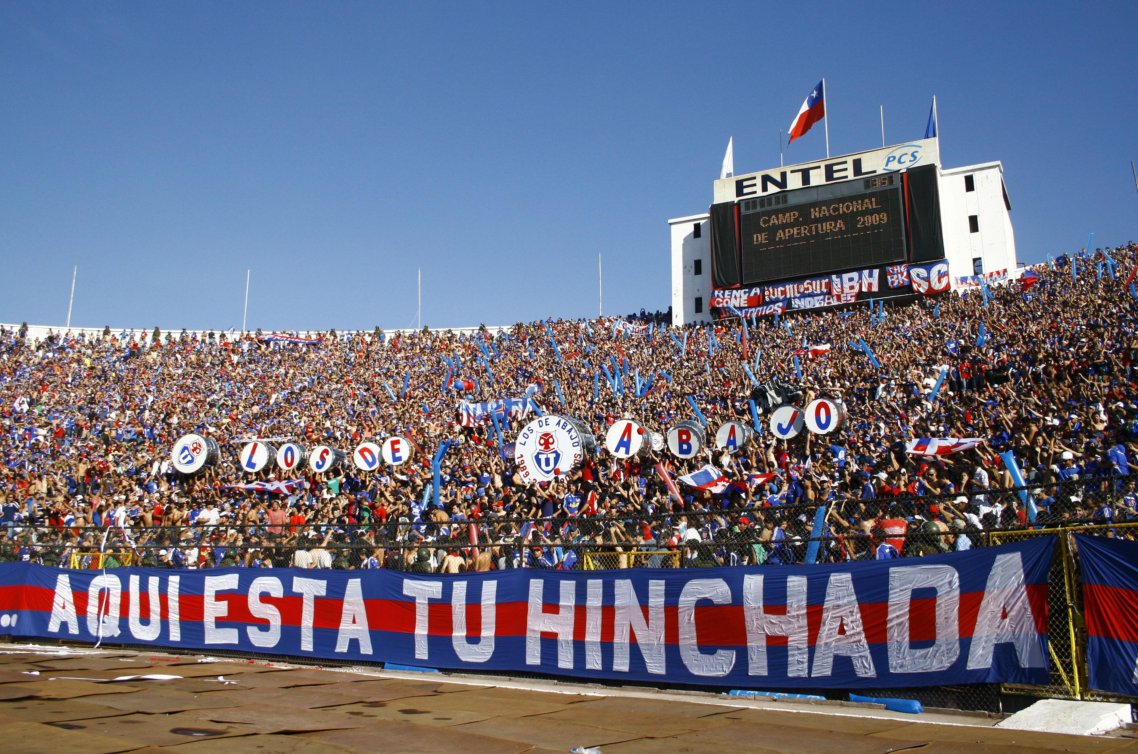 Ver Partido: Universidad de Chile vs Santiago Wanderers (03 de agosto) (A Que Hora Juegan)
